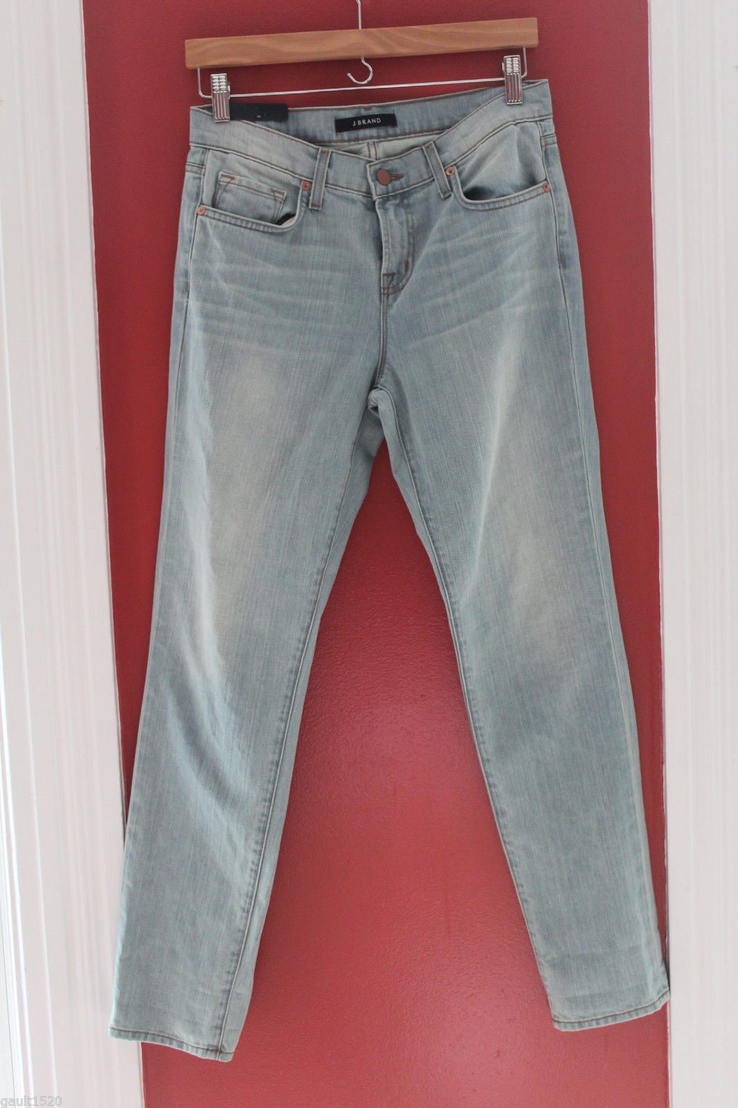 Primary image for NWT J BRAND Designer Women's Aidan Slouchy Boy Jeans Denim Pants 26 2 $359