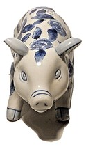 Bella Casa hand Painted Porcelain Pig - $12.00