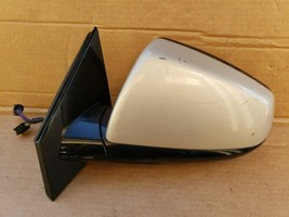 2010-15 Cadillac SRX Side View Door Wing Mirror Driver Left LH (2plugs 13wires)