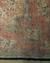 11x17 Navy Blue Handmade Open Field Durable Fine Original Persian Rug image 2