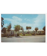 Lantana Lodge Motel Lantana Florida postcard - $5.45