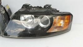 03-06 Audi A4 Cabrio Convertible XENON HID Headlight Head Lights Set L&R image 2