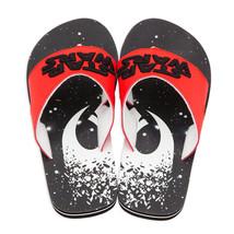 STAR WARS Flip Flops w/Optional Sunglasses Beach Sandals Boys Sz. 11/12 ... - $9.99
