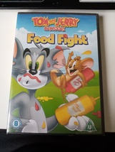 Tom and Jerry's Food Fight DVD 2011 New and Sealed - $3.00