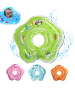 Baby Neck Floating Ring Infant Swimming Pool Bath  Inflatable Ring Built... - $8.52