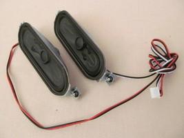 Rca Proscan 40LD45Q Speaker Set Sj 8Ω10W With Mount Screws & Connection Wire - $16.78