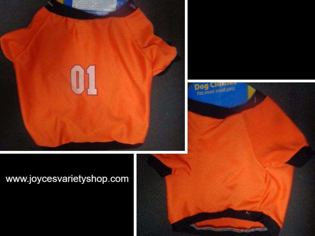 Orange doggy shirt small collage 2017 05 23
