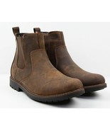 Mens Blondo Shadow Waterproof Chelsea Boot - Brown Leather, Size 8.5 - $149.99