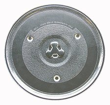 """Oster Microwave Glass Turntable Plate / Tray 10 1/2"""" - $19.99"""