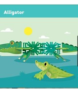 Wendy's Smartlinks Wild Wild Alligator  - $5.00