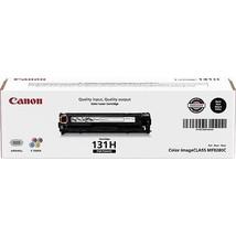 Canon 6272B001AA 131 Toner Cartridge, Black,imageCLASS and i-SENSYS devices - $84.10