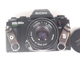 Ricoh KR-30sp Program Camera 35 mm, Rikenon Ricoh lens 50 mm - $148.49