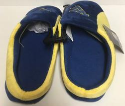 West Virginia Men's Cushion Memory Soles Slippers Shoe Sz L (11-12) image 4