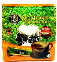 Old Town 3-In-1 Instant Premix White Milk Tea 12 Sticks x 40 g ( Pack of... - $64.34