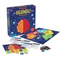University Games SCHOLASTIC The Brainiac  Game Homeschool Educational Sc... - $10.91