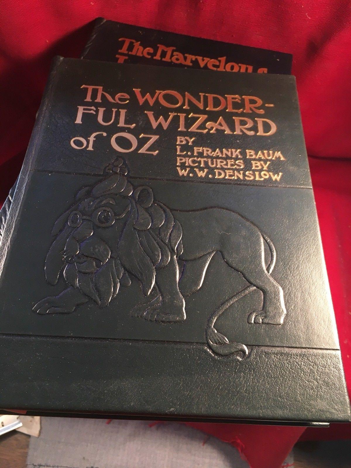THE WONDERFUL WIZARD OF OZ - EASTON PRESS 1sts 6 Volume OZ - L. Frank Baum