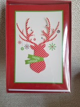 PAPER MAGIC GROUP - Happy Holidays-Christmas Greeting Cards modern - $10.62