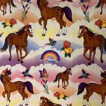 Lisa Frank Complete Sticker Sheet S281 OG Original Rainbow Chaser Lollipop image 2