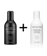 J.One Jelly Pack Black Ampoule Overnight plus White Lifting Ampoule KBeauty - $59.00