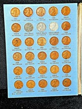 Lincoln Head Cent BookNumber 2 Complete Collection  AA19-CNP6001