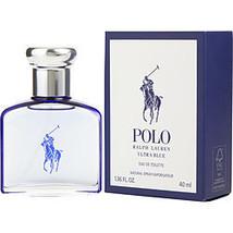 Polo Ultra Blue By Ralph Lauren Edt Spray 1.3 Oz - $56.00