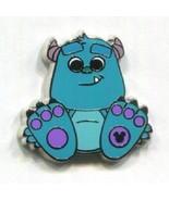 Disney Pixar Monsters Inc. Hidden Mickey 2018 BIG FOOT Series Sulley pin - $24.49