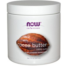 Now Solutions - Cocoa Butter - 100% Pure moisturizer - 7 fl oz  (207 ml) - $8.59