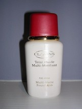 Clarins Multi-Matte Foundation Oil Free 17 Copper Full Sized NWOB - $15.84