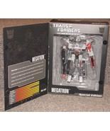 2008 Transformers Universe Megatron Special Edition Figure New In The Box - $54.99