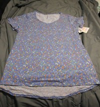 lularoe classic tee size large new with tags - $19.80