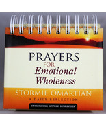 Prayers For Emotional Wholeness Stormie Omartian Daybrightener Flip Cale... - $13.87