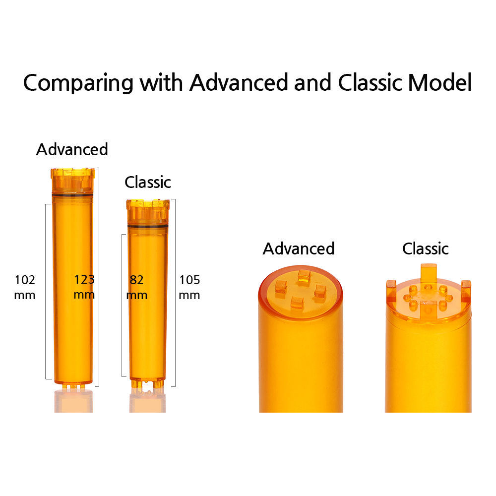 Advanced Vitamin C Cartridge 5pc in 1 Pack replacement filter for Vitafresh