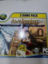 Awakening: The Goblin Kingdom/Awakening: The Skyward Castle (PC, 2013) - $9.49