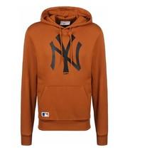 Men's Hoodie Ny New Era MLB SEASONAL TEAM Orange - $59.00