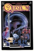 The Question #1 First issue-DC comic book 1986 - $31.53