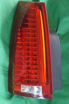 08-13 Cadillac CTS 4 door Sedan LED Rear Tail Light Lamp Driver Left Side - LH image 9