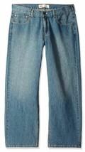 Levi's 550 NWT $40  Big Boys Jeans Size 18 29L 29W Relax Fit Taper Legs ... - $24.74