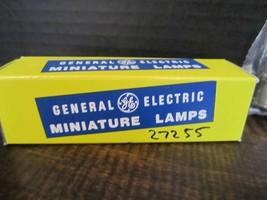 General Electric GE 1982 halogen miniature light bulb 75 w 28 v wing inspection