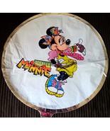 Minnie Mouse Fashion Disney Decoration BALLOON Birthday Party Favors 3 P... - $12.82