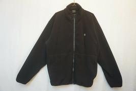 Nautica Competition Nautex Heavy Full-Zip Fleece Jacket, Black, Men's La... - $21.42