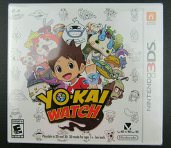 Yo-Kai Watch (Nintendo 3DS, 2015). Brand New/Sealed Free Shipping - $10.95
