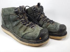 Keen Glendale Size 12 M (D) EU 46 Waterproof Soft Toe Men's Work Boots