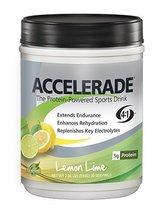 Pacific Health Accelerade, Net Wt. 2.06 lb., 30 serving, Lemon Lime - $44.55