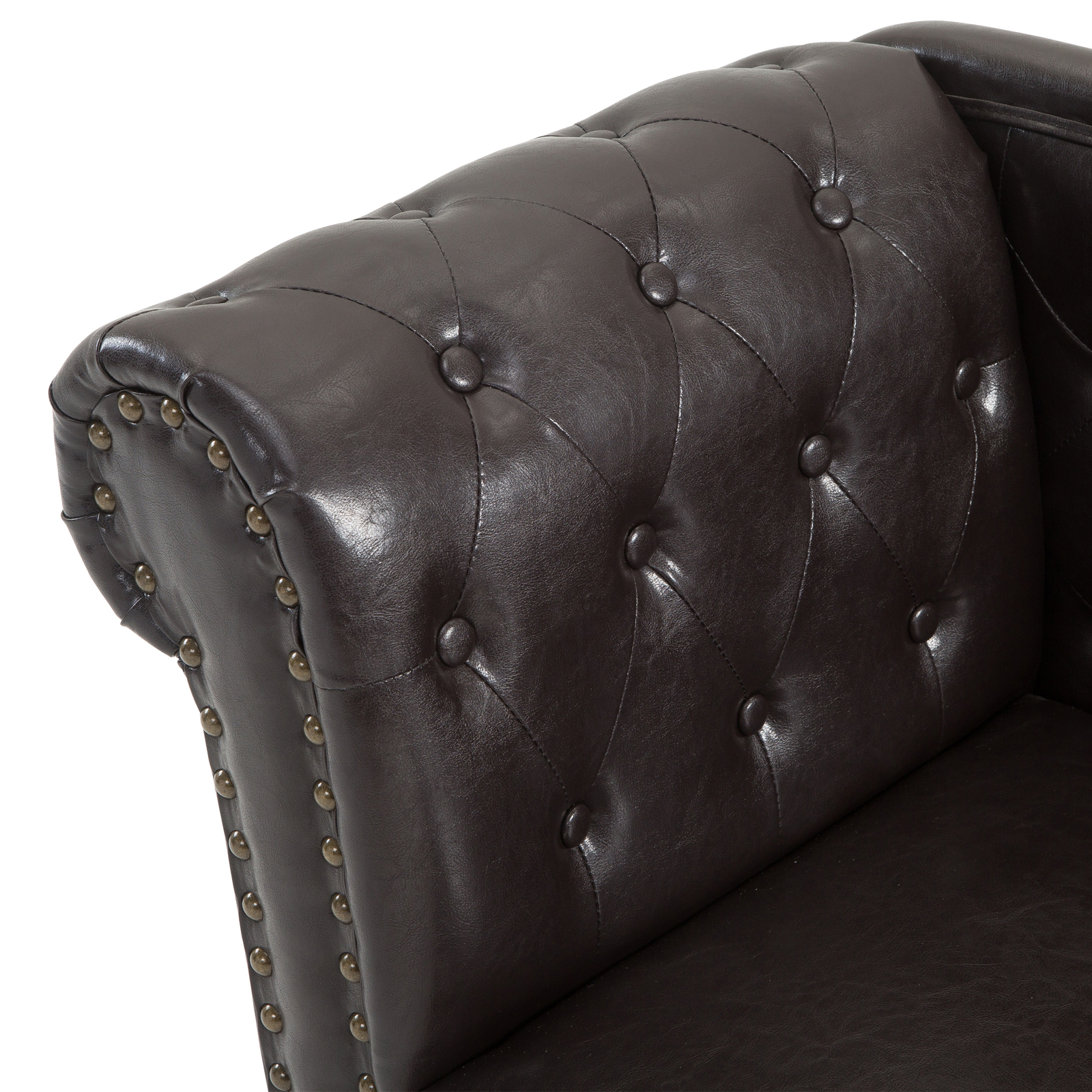Chaise Lounge Leisure Sofa Chair Couch Furniture for Bedroom or Living Room
