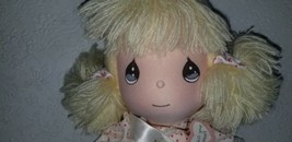"""Vintage Precious Moments """"Tammy"""" Doll 1991 Limited Edition With Tags  NWT - $12.86"""