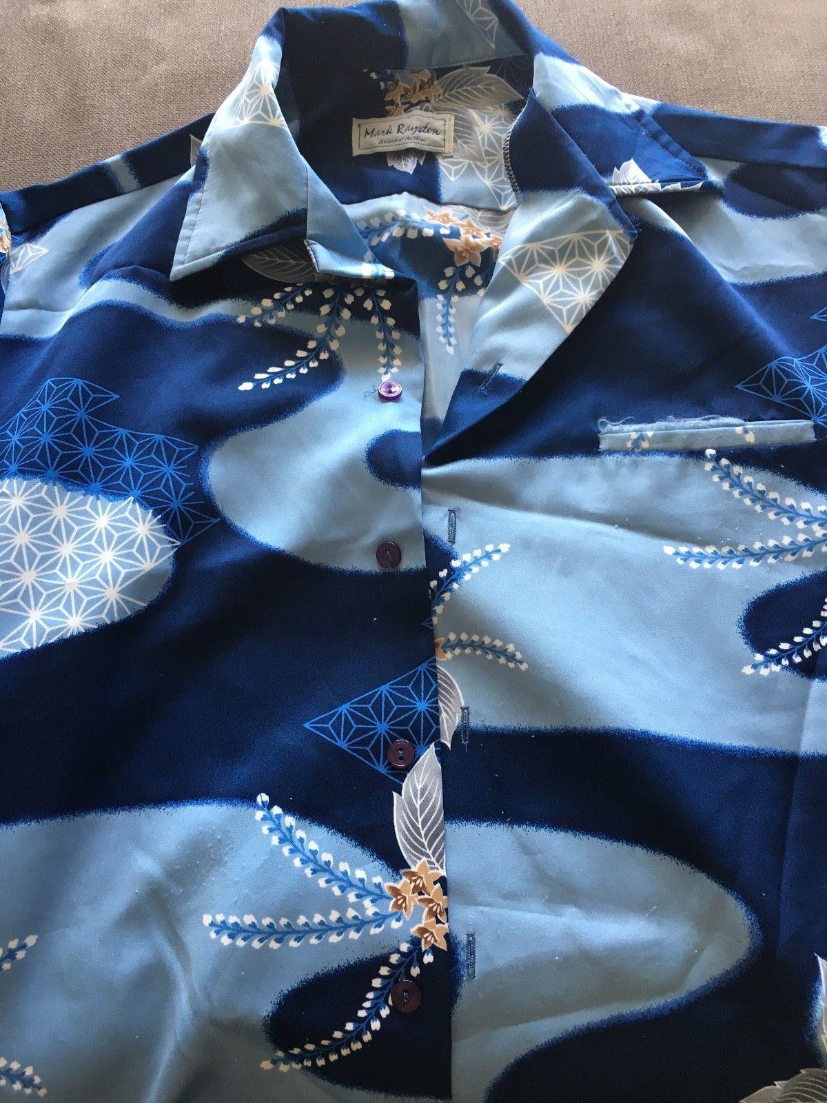 77f0f12b Mark Rayston Malihini Aloha Shirt, Vintage and 50 similar items