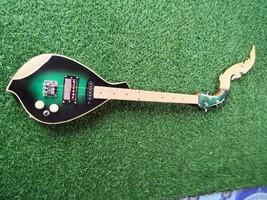 100% Thai Isaan Electric Phin mandolin folk musical instrument, Wood, So... - $222.75