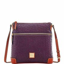 Dooney & Bourke Ostrich Crossbody Shoulder Bag - $219.00