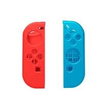 Protect Anti-slip Silicone Joy-Con Controller Red Blue case for Nintendo... - $4.89