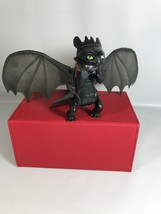 2014 DreamWorks How To Train Your Dragon Toothless Nightfury Action Figure - $13.36